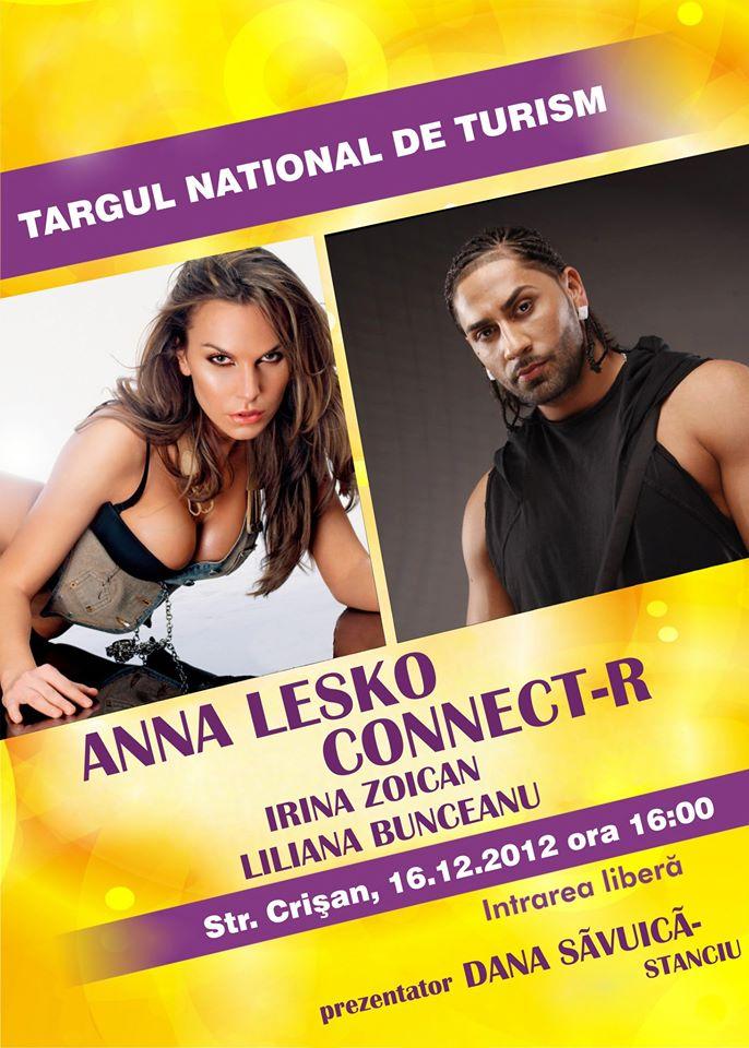 Afis Anna Lesko si Connect-R 2