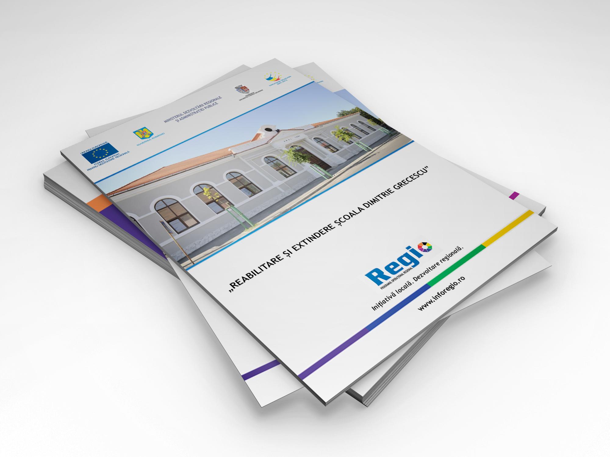 Brosura MINISTERUL DEZVOLTARII REGIONALE SI ADMINISTRATIEI PUBLICE